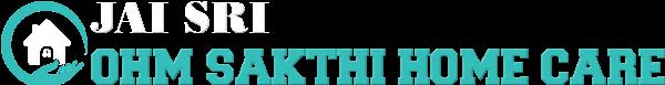 Jai Sri Ohm Sakthi Home Care Logo