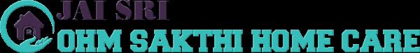 Jai Sri Ohm Sakthi Home Care Main Logo