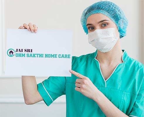 best home nursing services in erode