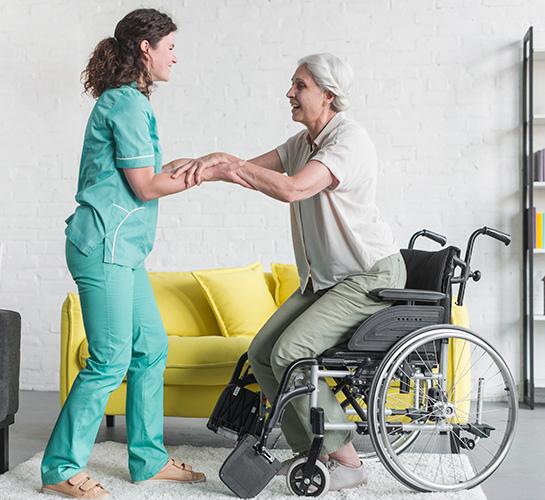 elder care service erode