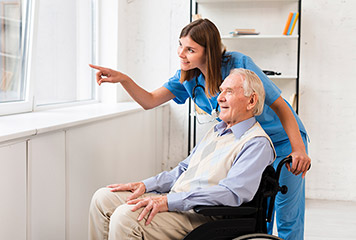 home nursing service erode daily assisting